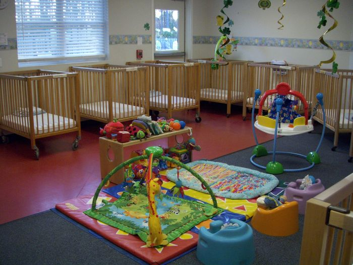 Typical Infant Classroom